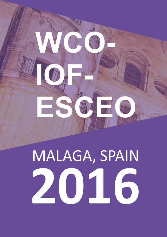 WCO-IOF 2016: Alfacalcidol (Vit D analogue) vs. cholecalciferol (Vit D) for osteoporosis
