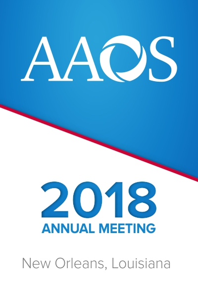 AAOS2018: PRP, not PRF, favoured over control in arthroscopic rotator cuff repair